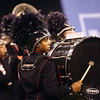 Chai Spencer, along with the rest of the Lewis Cass Kings, performs in Class C during the State Marching Band Finals at Lucas Oil Stadium on Saturday, October 29, 2016. The Kings received fourth place.<br /> Kelly Lafferty Gerber | Kokomo Tribune