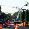 Washington Street Work