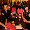 Diane Graber, Jenny Filip, Brenda Stage, Karon Johnson and Teresa Wolf at the Little Black Dress event.