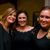 Jan Hoover, Sommer Hunt and Stacey Swinford at the Little Black Dress event.