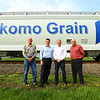 Todd Young at Ko Grain