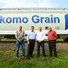 Todd Young at Ko Grain