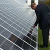 Solar park opening