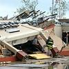 Tornado Damage Wednesday