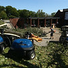 Tornado Cleanup Thursday