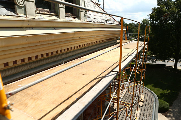 Seiberling roof project