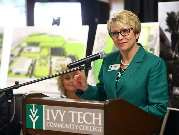 Ivy Tech renovation announcement