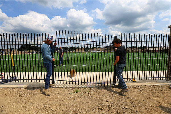 KHS Fence Install
