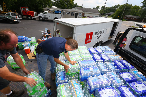 Donations to Texas