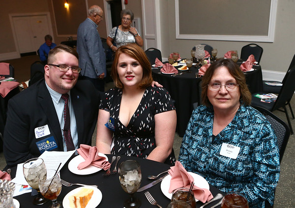 Out and about Lincoln-Reagan dinner