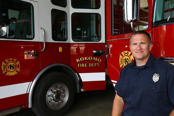 KFD Firefighter