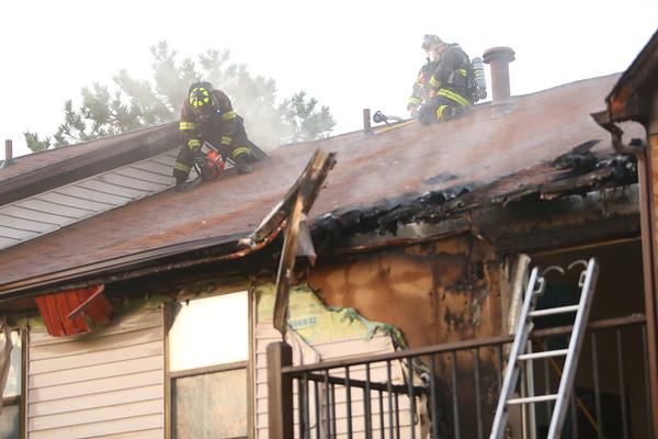 Westbrook Apt Fire