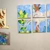 8-year-old artist Isaiah Keyes