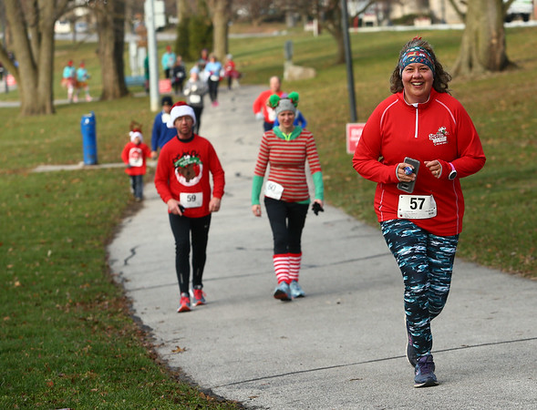 Rudolph Family Fun Run 5K
