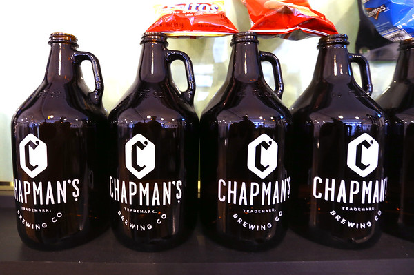 Chapmans Brewing Co