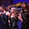 Alexandra Turner, center, of Tri West participates in the Distinguished Young Women of Indiana program on Saturday, February 18, 2017.<br /> Kelly Lafferty Gerber | Kokomo Tribune
