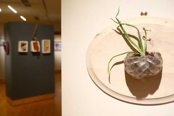 New IUK art exhibit