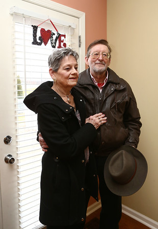 Charlene and Pete Smith