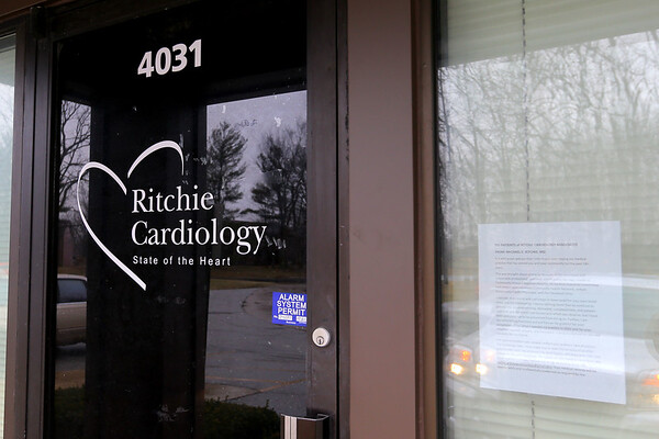 Dr. Ritchie leaving