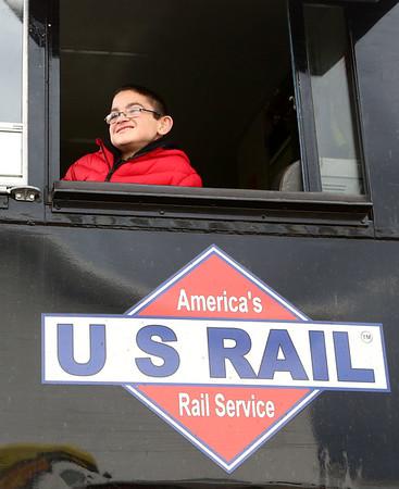 Noah's train ride