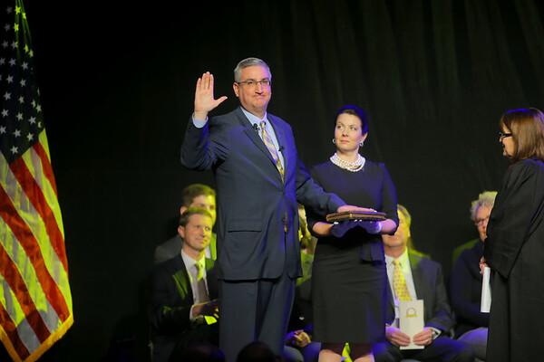 Holcomb Inauguration