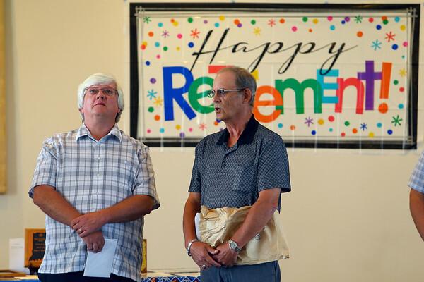 Roger Waddell Retirement