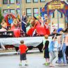 Peru Circus Parade