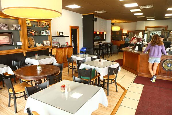 Inside of Main Street Cafe<br /> Kelly Lafferty Gerber   Kokomo Tribune