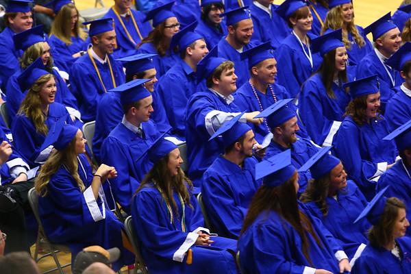 Tipton HS Graduation