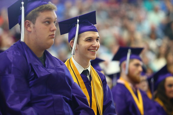 Northwestern HS graduation