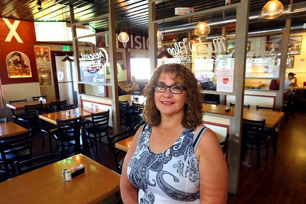 Melissa Trine at Choo Choo Magoo's on June 6, 2017.<br /> Tim Bath | Kokomo Tribune