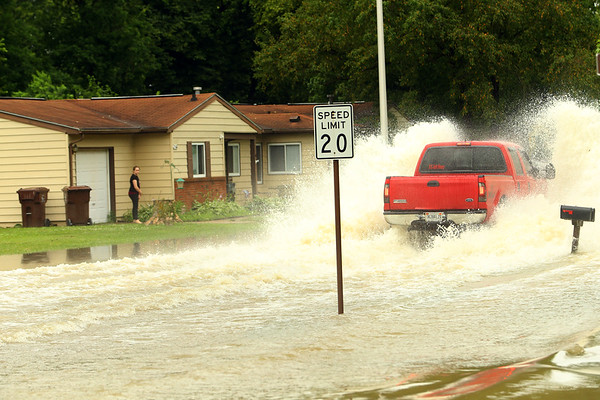 Eagle Point Flooding