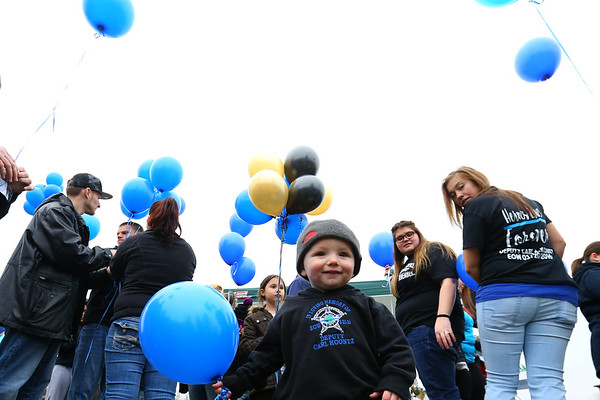 Koontz Balloon Launch