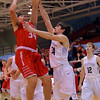 Sectional boys basketball between Western HS and West Lafayette on March 4, 2017.<br /> Tim Bath | Kokomo Tribune