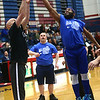Disability Awareness basketball game