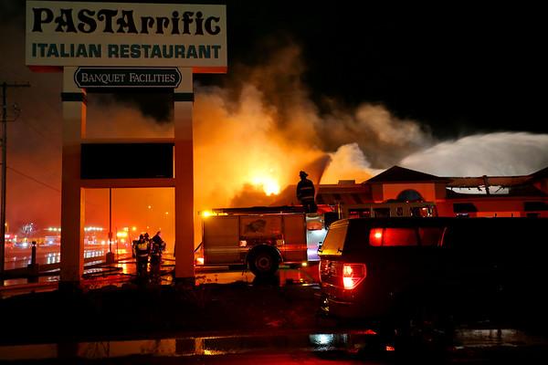 Pastarrific Fire