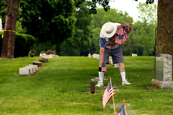 Graveyard Flags