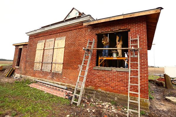 Schoolhouse Home
