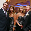 Greg and Chantel Sullivan and Tonya and Brent Newhouse at the Cheer Guild ball.