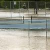 Foster Park flooding