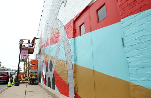 Tipton mural