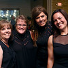 Beth Lane, Tracy Purtee, Amy Smith and Nichole Duff at the Little Black Dress event.