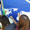Exchange Student Mural