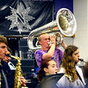 Northwestern Band Practice