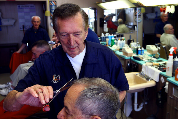 Long Time Barber
