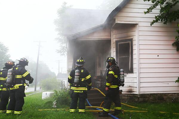 E. Monroe Fire