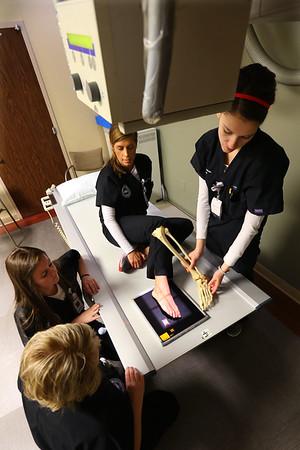 Radiology Students