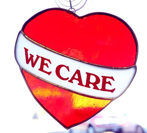 We Care Drop off