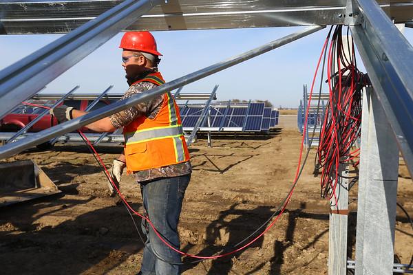 Tri-C Solar Panel
