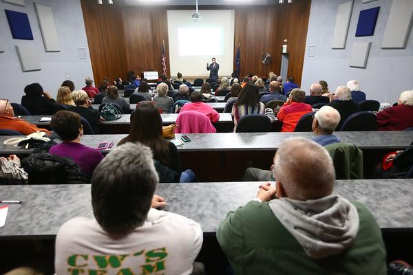 Opioid town hall